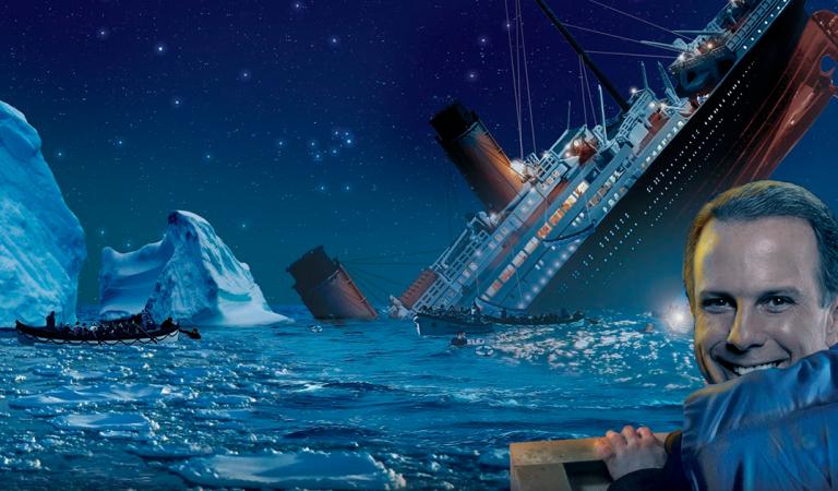 """Líder de neoliberais de Internet """"descobriu"""" que Doria é """"barco furado"""" 😂"""