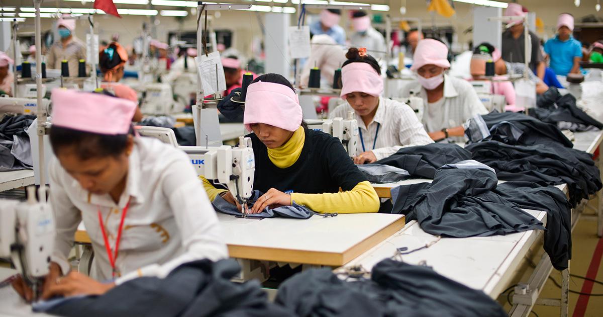 Kataguiri sweatshop